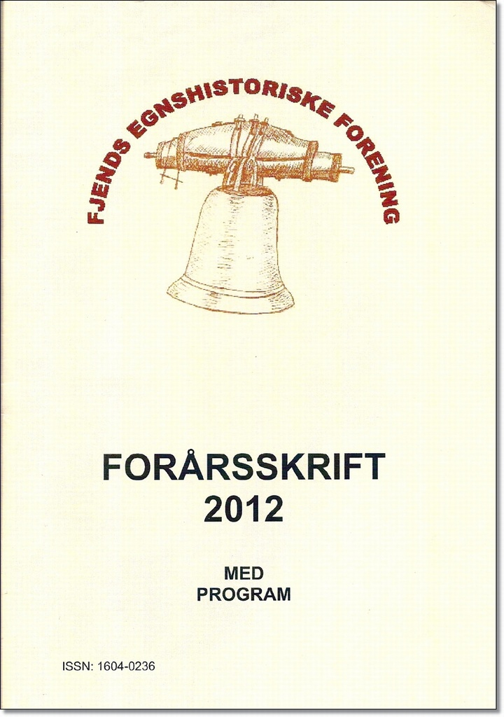 Forårsskrift 2012-2